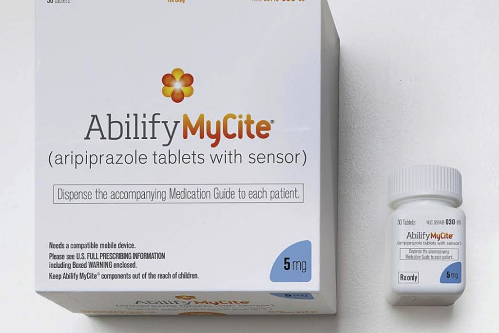 FDA Approved The First Digital Drug, Abilify MyCite